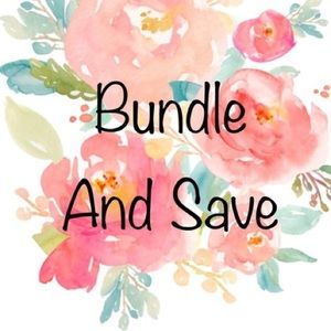 Bundle 3+ items for 20%+ off!
